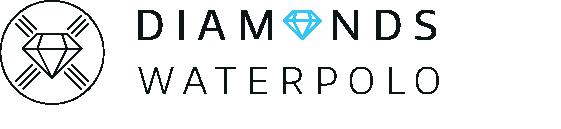 Diamonds Waterpolo Belfast Sticky Logo Retina