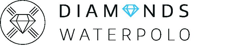 Diamonds Waterpolo Belfast Retina Logo